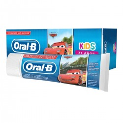 ORAL-B Kids Pasta Dentifrica Infantil Cars 75ml