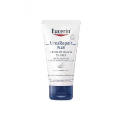 EUCERIN UreaRepair PLUS Crema de Manos 5% Urea 75ml