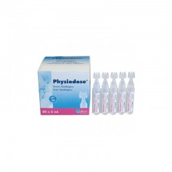 PHYSIODOSE Suero Fisiologico Esteril 30x5ml